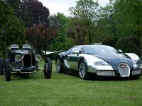 Ettore Bugatti Type 35 Grand Prix and Bugatti Veyron, 9 of 16
