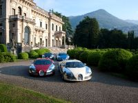Ettore Bugatti Type 35 Grand Prix and Bugatti Veyron, 1 of 16