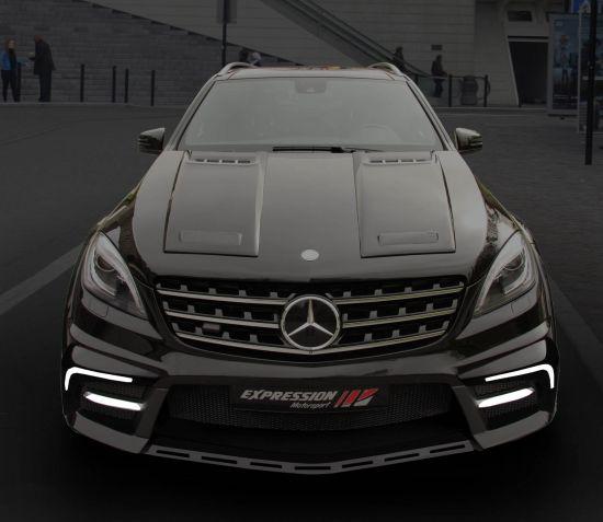 Expression Motorsport Mercedes-Benz ML63 Wide Body R