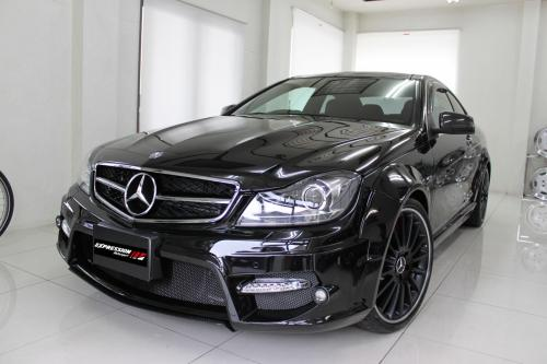 Expression Motorsport Mercedes C-Class Coupe Широкий Обвес