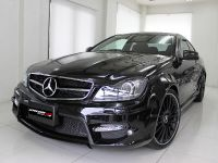 Expression Motorsport Mercedes C-Class Coupe Wide Bodykit, 1 of 10