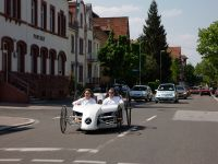 Mercedes-Benz F-CELL Roadster Bertha Benz Route, 7 of 10