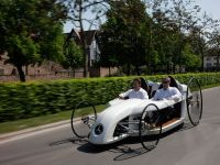Mercedes-Benz F-CELL Roadster Bertha Benz Route, 6 of 10