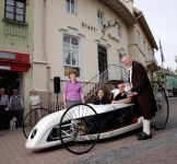 Mercedes-Benz F-CELL Roadster Bertha Benz Route, 2 of 10