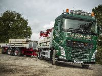 thumbnail image of F G Bond and Son Volvo FH Drawbar Rigid