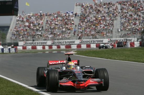 F1 Montreal Qualifying  Lewis Hamilton