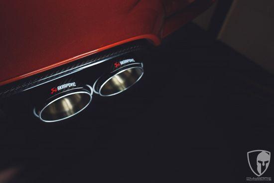 F82 BMW M4 Akrapovic Evolution Line Install