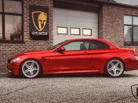 F82 BMW M4 Akrapovic Evolution Line Install, 1 of 18