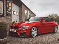 F82 BMW M4 Akrapovic Evolution Line Install, 2 of 18