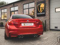 F82 BMW M4 Akrapovic Evolution Line Install, 4 of 18