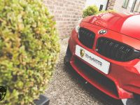 F82 BMW M4 Akrapovic Evolution Line Install, 5 of 18