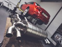 F82 BMW M4 Akrapovic Evolution Line Install, 9 of 18