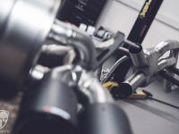 F82 BMW M4 Akrapovic Evolution Line Install, 17 of 18