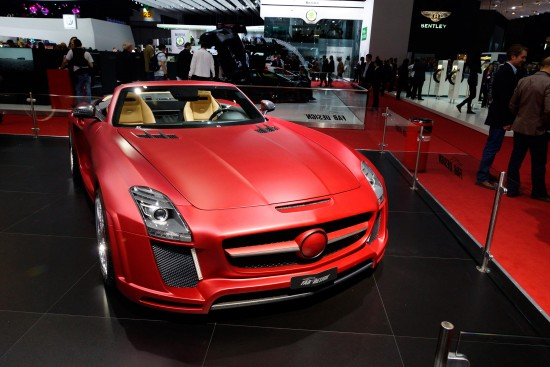 FAB Design Mercedes-Benz SLS Roadster Geneva