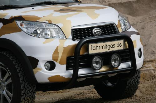 Fahrmitgas.de Daihatsu Terios DESERT MOUSE (2010)