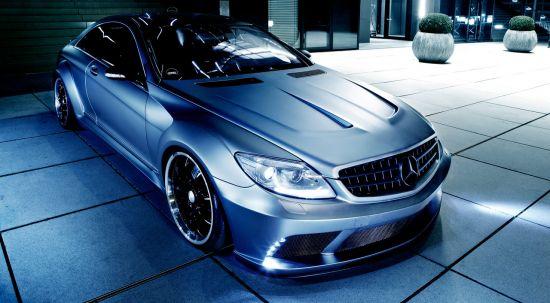Famous Parts Mercedes-Benz CL63 AMG Black Edition Wide Body