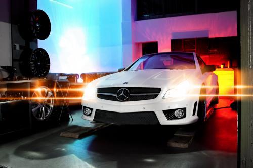 Знаменитый частей Ада больше своеобразие Mercedes-Benz SL500