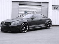 Famous Parts Mercedes CL 500 Black Matte Edition, 1 of 6