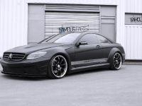 Famous Parts Mercedes CL 500 Black Matte Edition, 1 of 6