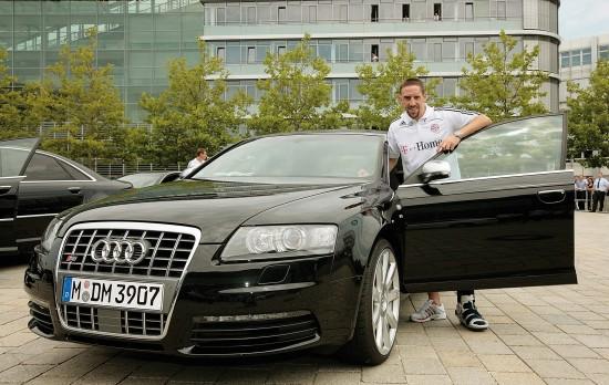 FC Bayern Audi