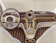 Fenice Milano Fiat 500C La Dolce Vita, 14 of 15