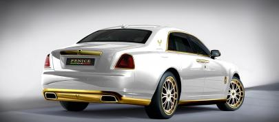 Fenice Milano Rolls-Royce Ghost (2010) - picture 12 of 13