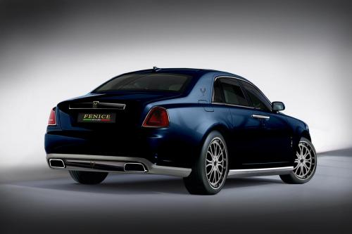 Fenice Milano Rolls-Royce Ghost (2010) - picture 9 of 13