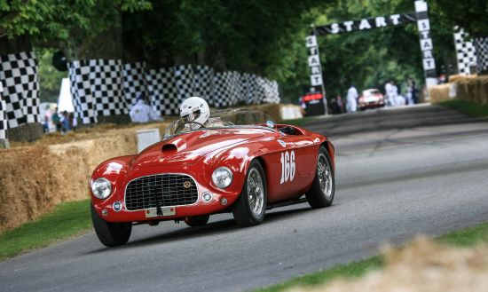 Ferrari  Goodwood Festival of Speed