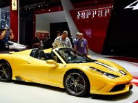 Ferrari 458 Speciale A Paris 2014