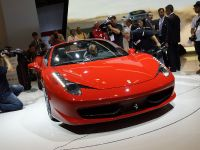 thumbnail image of Ferrari 458 Spider Frankfurt 2011