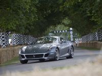 Ferrari at the Goodwood Festival of Speed Supercar Run, 1 of 4
