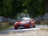 Ferrari at the Goodwood Festival of Speed Supercar Run, 2 of 4
