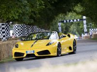 Ferrari at the Goodwood Festival of Speed Supercar Run, 3 of 4