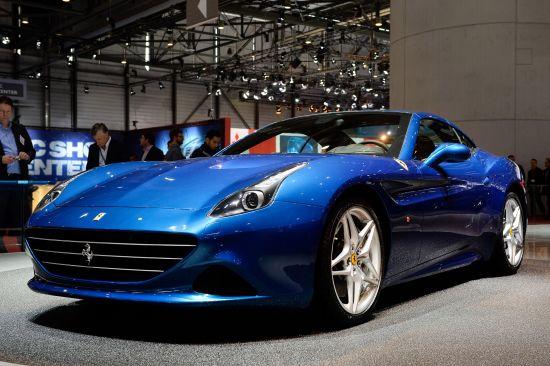 Ferrari California T Geneva