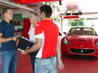 Ferrari California Tested By Shumaher, 2 of 3