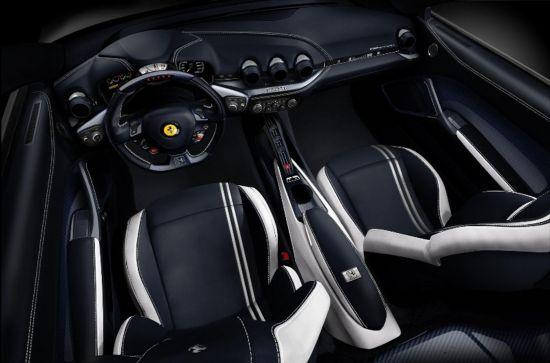 Ferrari F12 Berlinetta Polo and FF Dressage Editions