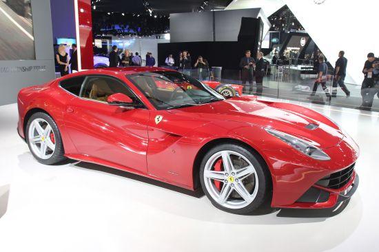 Ferrari F12berlinetta Detroit