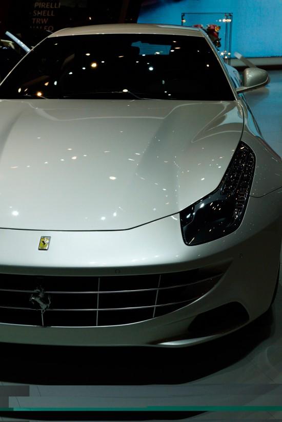 Ferrari FF Geneva