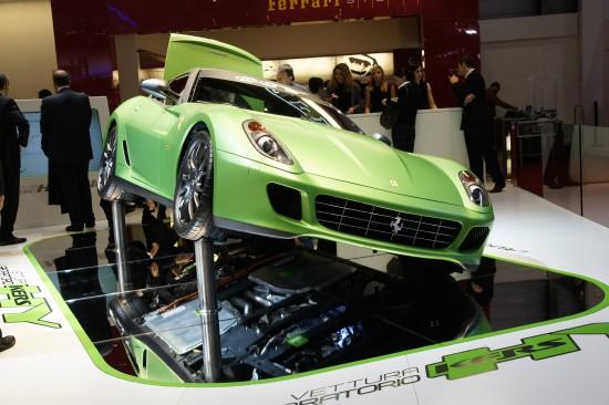 Ferrari HY-KERS Geneva