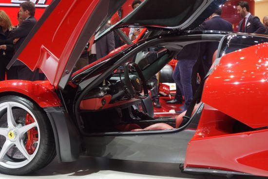 Ferrari LaFerrari Geneva