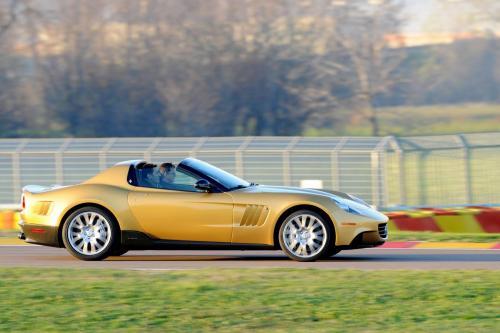 Ferrari представлена P540 Superfast Aperta рестайлинг by Pininfarina
