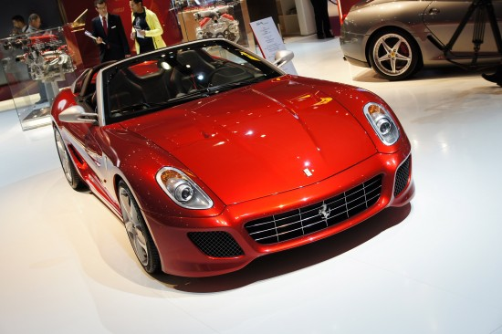 Ferrari SA APERTA Paris
