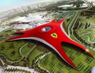 Ferrari World Abu Dhabi, 1 of 2