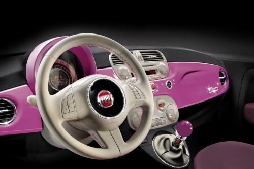 Fiat 500 Покажут Автомобиль В Подарок На День Рождения Для Барби