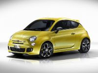 Fiat 500 Coupe Zagato Concept, 1 of 2