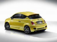 Fiat 500 Coupe Zagato Concept, 2 of 2