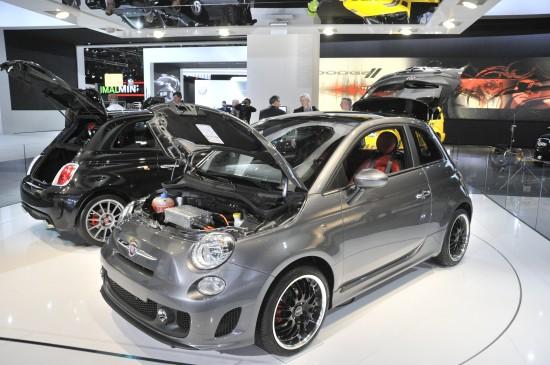 Fiat 500 Detroit