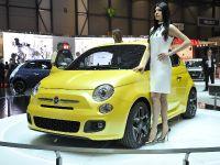 thumbnail image of Fiat 500 Geneva 2011