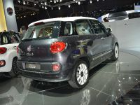 Fiat 500 L Paris 2012