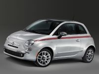 thumbnail image of Fiat 500 Pink Ribbon Edition